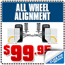Subaru All Wheel Alignment Service Discount Coupon, Los Angeles,  Pasadena, Santa Monica, San Fernando