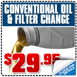 Subaru Conventional Oil Filter Change Service  Discount Coupon, Los Angeles, Pasadena, Santa Monica, San  Fernando
