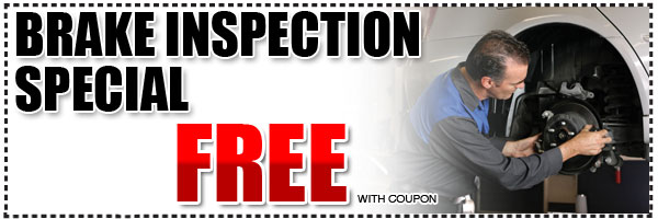 Free Subaru Brake Inspection Service Coupon Los Angeles Ca
