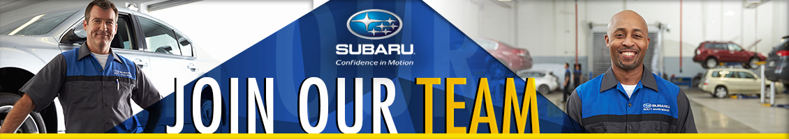 Join our team! Apply for employment with Subaru of San Bernardino, CA