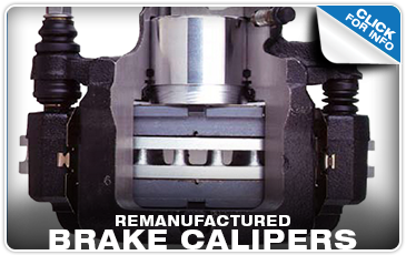 View More Details on Remanufactured Subaru Brake Caliper Performance Quality!