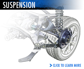 Subaru Suspension Engineering Information & Performance Features serving San Bernardino, California