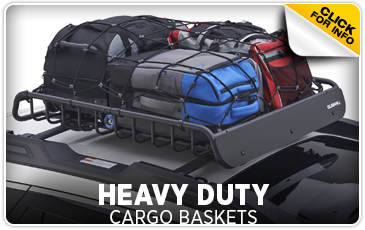 Click to learn more about genuine Subaru heavy duty cargo basket available at Subaru of San Bernardino, CA
