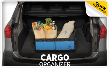Click to learn more about genuine Subaru cargo organizers available at Subaru of San Bernardino, CA