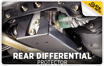 Click to research our rear differential protector at Subaru of San Bernardino