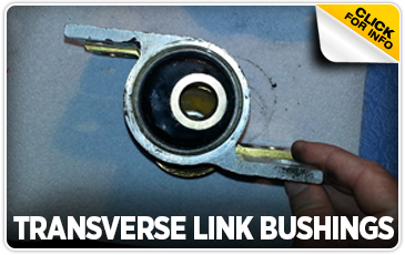 Click to research our Subaru traverse link bushings in San Bernardino, CA