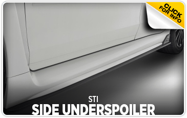 Research the STI side underspoiler at Subaru of San Bernardino