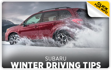 Click to view our Subaru winter driving tips FAQ serving San Bernardino, CA