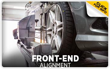 Click For Subaru Front End Alignment Service Details in San Bernardino, CA