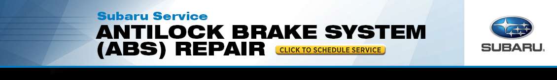 ABS Light & Other Subaru Brake Repair Information at Subaru of San Bernardino