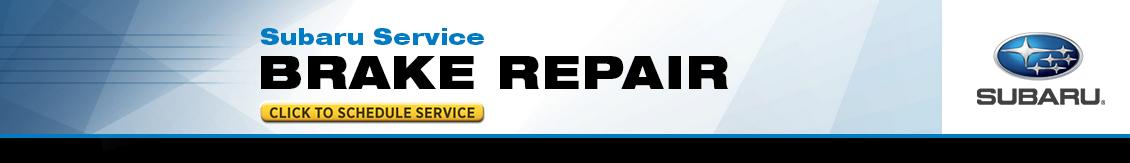 Click here to schedule Subaru brake service in San Bernardino, CA