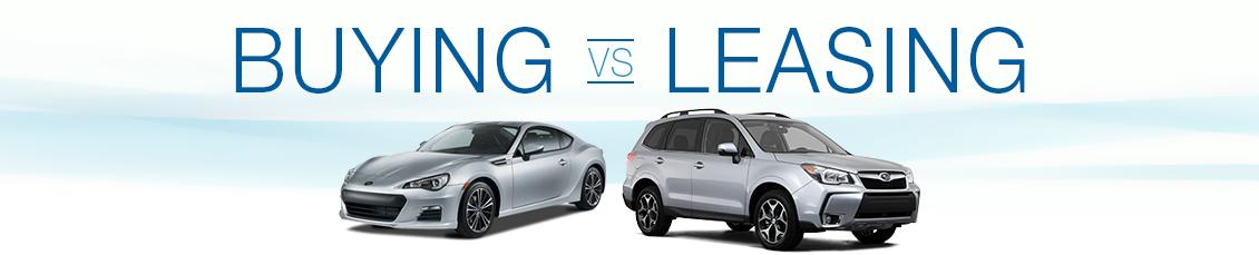 Should you buy or lease your next new Subaru? Subaru of San Bernardino wants you to have all the facts near Riverside, CA