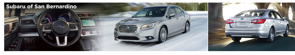 Pre-Owned 2016 Subaru Legacy Model Features