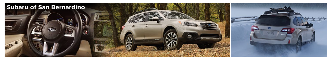 Pre-Owned 2016 Subaru Outback Model Details