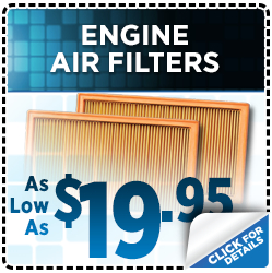 Save on genuine Subaru engine air filters in San Bernardino, CA - click to learn more