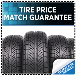Save with our Subaru Tire Price Match Guarantee in San Bernardino, CA - click to learn more