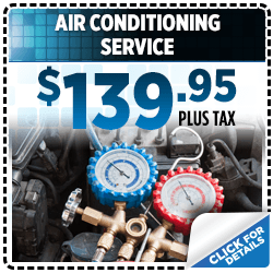 Click to view our Subaru air conditioning service special in San Bernardino, CA