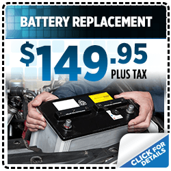 Click to view our 85 Month Battery Replacement service special at Subaru of San Bernardino