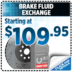 Click to view our Brake Fluid Exchange service special at Subaru of San Bernardino