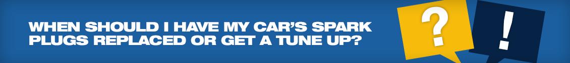 When to Have Spark Plugs Replaced | Subaru Service FAQ | Surprise, AZ