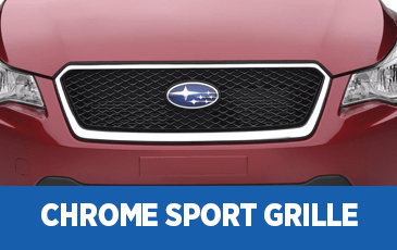 Click to view our Chrome Sport Grille performance parts information in Surprise, AZ