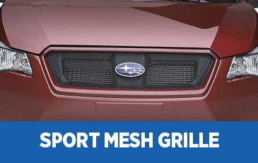 Click to view our Sport Mesh Grille performance parts information in Surprise, AZ