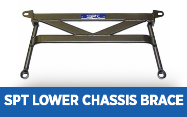 Click to view our Subaru SPT Lower Chassis Brace performance parts information in Surprise, AZ