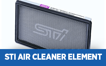 Learn more about the STI Air Cleaner Element at Subaru Superstore of Surprise