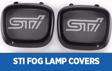 Click for STI Fog Lamp Cover information at Subaru  Superstore of Surprise