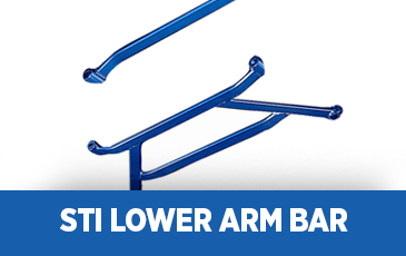 Click for STI Lower Arm Bar information at Subaru  Superstore of Surprise