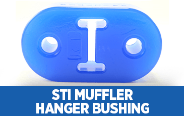 Click to view our Subaru STI Muffler Hanger Bushing performance parts information in Surprise, AZ
