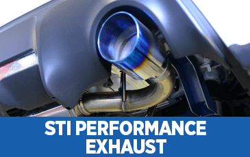 Click to view our Subaru STI Performance Exhaust parts information in Surprise, AZ