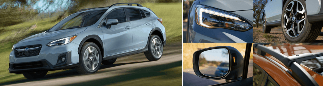 2018 Subaru Crosstrek Exterior Styling At Subaru Superstore Of Surprise