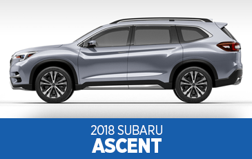 Browse our 2018 Ascent model information at Subaru Superstore of Surprise