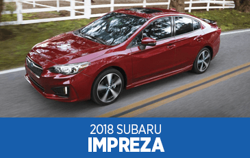Browse our 2018 Impreza model information at Subaru Superstore of Surprise