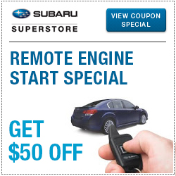Click to view this Subaru Remote Engine Starter Parts Special serving Phoenix, AZ