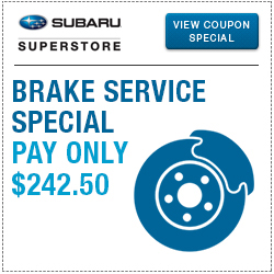 Click to view our brake repair service special serving Phoenix, AZ