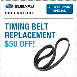 Click to view our timing belt replacement service special serving Phoenix, AZ