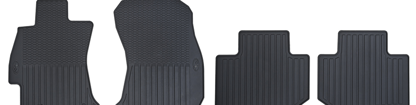 Buy all-weather floot mats for your Forester online at Subaru Superstore of Chandler