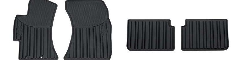 Buy a Genuine Subaru Impreza All-Weather Floor Mats online or in person at Subaru Superstore of Chandler