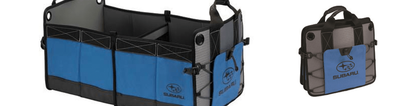 Buy a Genuine Subaru Impreza Cargo Organizer online or in person at Subaru Superstore of Chandler