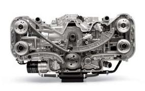 Subaru 6 Cylinder >> Experience Subaru S Award Winning Boxer Engine Chandler