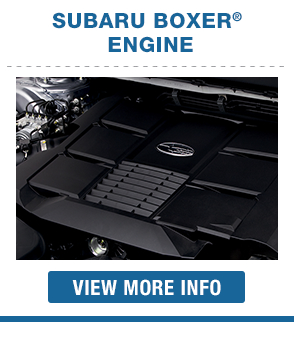 Click to learn more about Subaru's Boxer Engine Engineering in Chandler, AZ