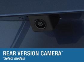 Subaru Rear Vision Camera
