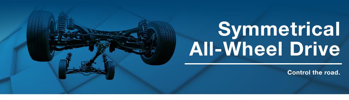 Subaru Symmetrical All-Wheel Drive Engineering information in Chandler, AZ