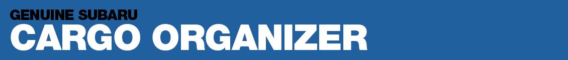 Subaru cargo organizer parts information in Chandler, AZ