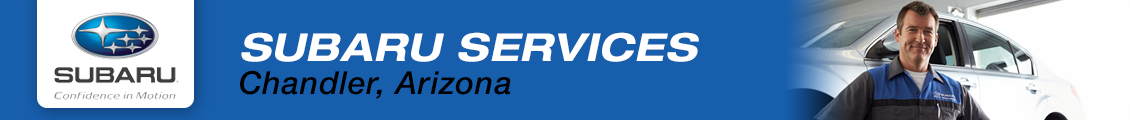 Click to view our Common Subaru Maintenance & Repair Services information in Chandler, AZ