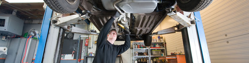 Clean Undercarriage Repair Service