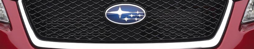 Improve the exterior style of your Subaru with a chrome sport grille from Subaru Superstore of Chandler