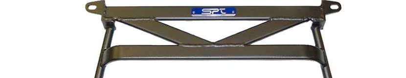 Improve handling for your Subaru with a SPT lower chassis brace available at Subaru Superstore